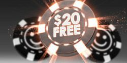 $20 Free on Party Poker