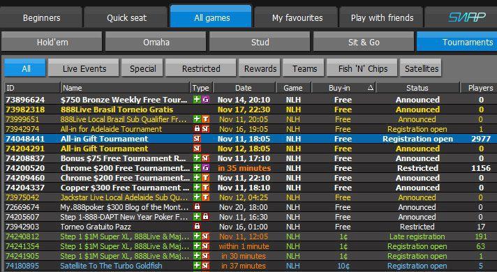 888 poker for macbook