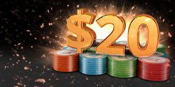 $20 free for new players from PartyPoker
