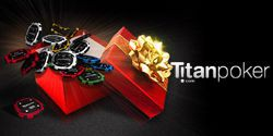 Prize package worth $16.000 from Titan Poker