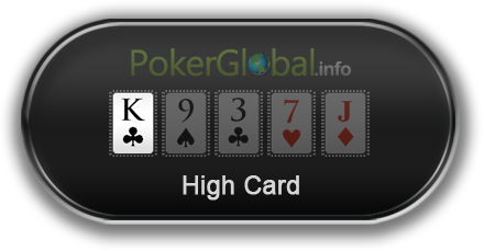 Poker Hand Rankings - High Card
