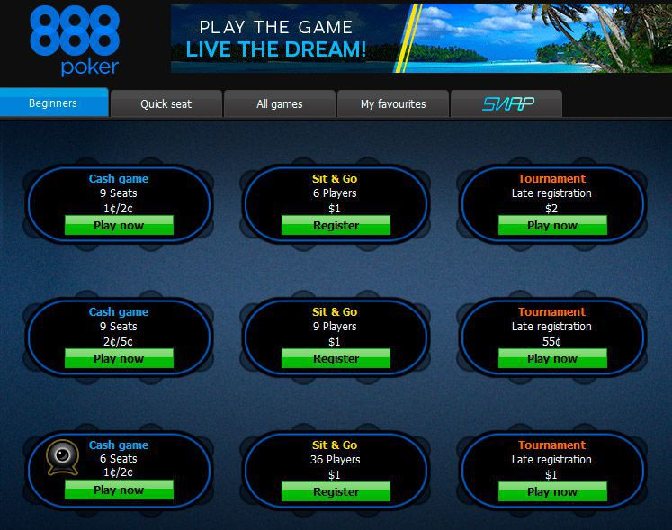888poker download