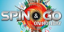 Win a spectacular vacation just for a few minutes playing Spin-n-Go tournaments at PokerStars