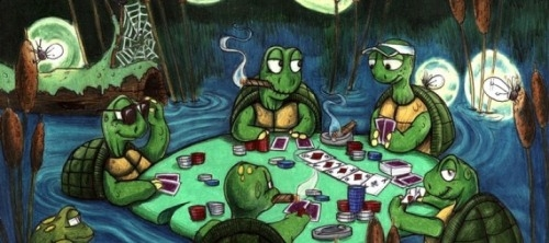Slow play in poker
