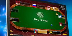 How to fill up 888 Poker play money chips balance