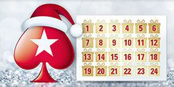 Christmas Calendar at PokerStars