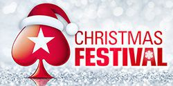Christmas Festival is back on PokerStars