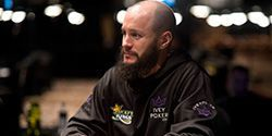 Mike Leah has won the same tournament for 3 times within 4 years
