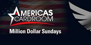 Americas Cardroom Trumps PokerStars with $1,372,000 Million Dollar Sunday