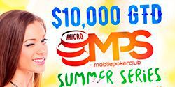 Micro Poker Series at Mobile Poker Club