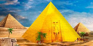 Golden Pyramid promotion at 888 poker