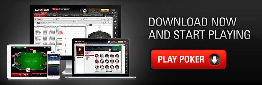 pokerstars download real money