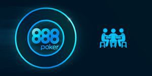 Special weekly $100 freerolls at 888 poker
