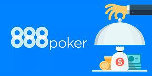 All info about 888poker real money deposits and withdrawals