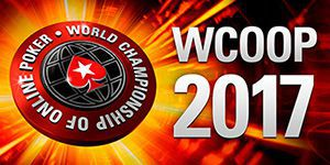 WCOOP PokerStars Team Pro streaming