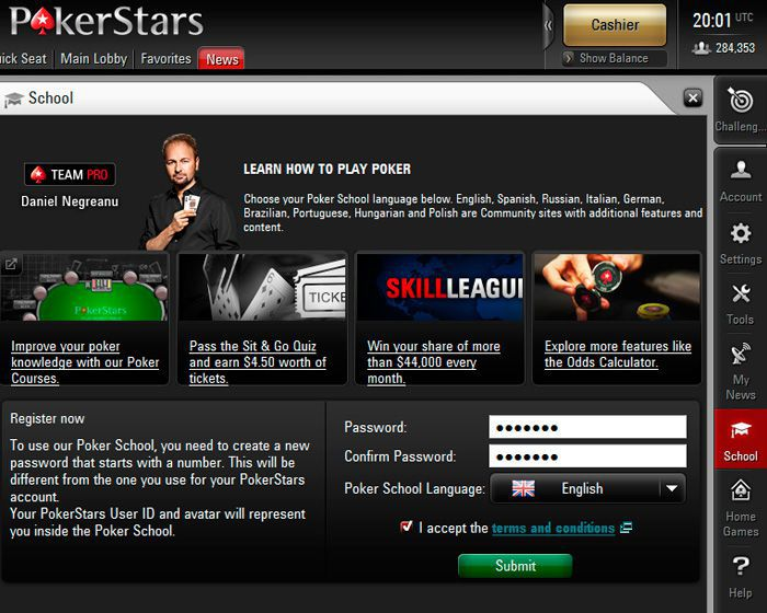 club regent casino poker schedule
