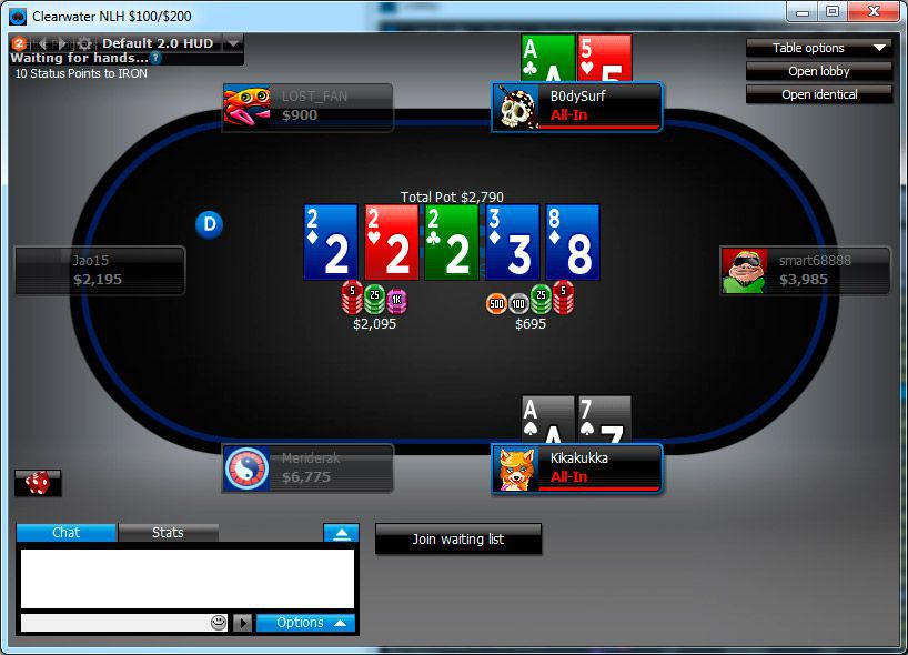 888 Poker Freeroll Passwords