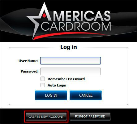 How to register at AmericasCardroom