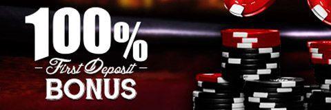 Full tilt poker 100 deposit bonus