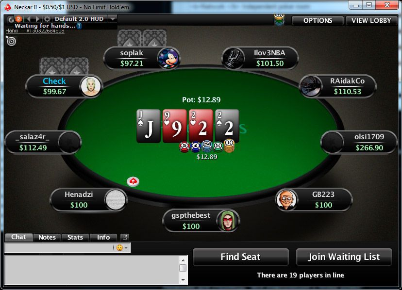 PokerStars - gallery