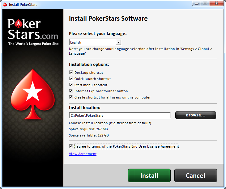 Pokerstars Com Software